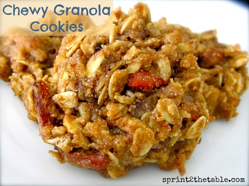 granola-cookie