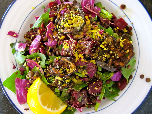 beet and herb salad beet and walnut salad with dill red beet salad ...