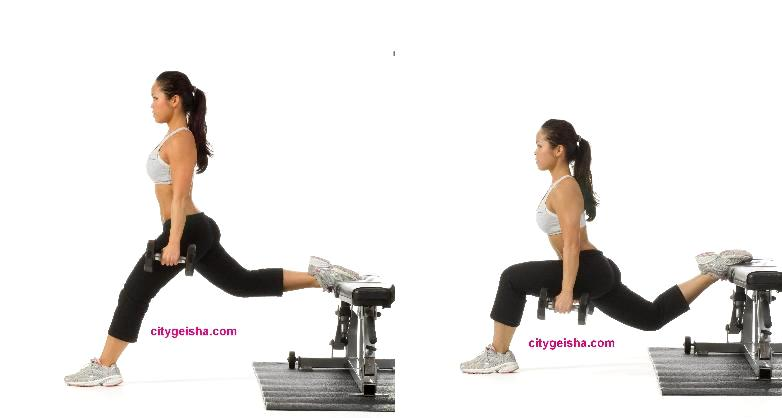 Work It Out Legs Glutes And Core Sprint 2 The Table