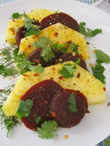 Pineapple Beet Salad