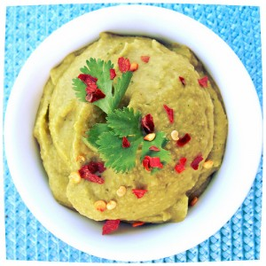 Hummus Salsa