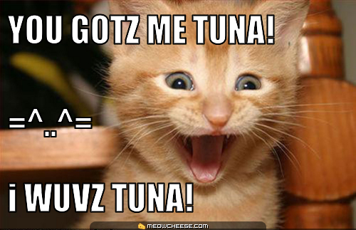 Hooker marketing gone wrong eccie worldwide for Is tuna fish good for cats