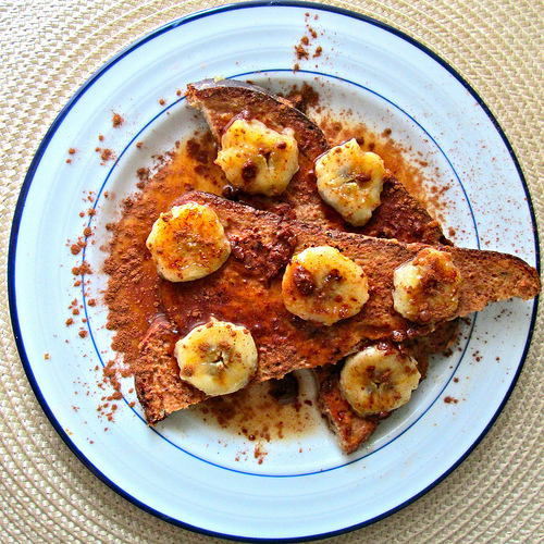 P28 Bread French Toast