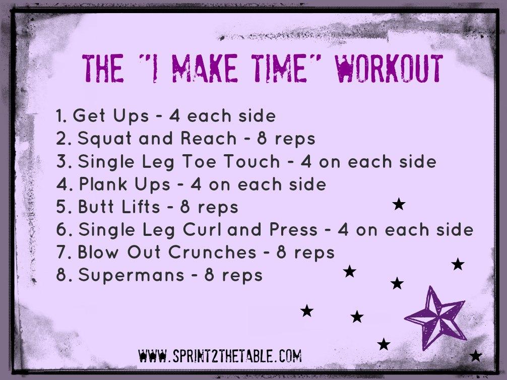 I Make Time