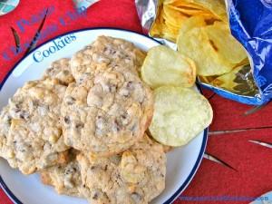 Potato Chocolate Chip Cookie