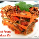 Sweet Potato Mexican Pie