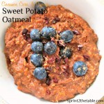 Sweet Potato CCC Oatmeal