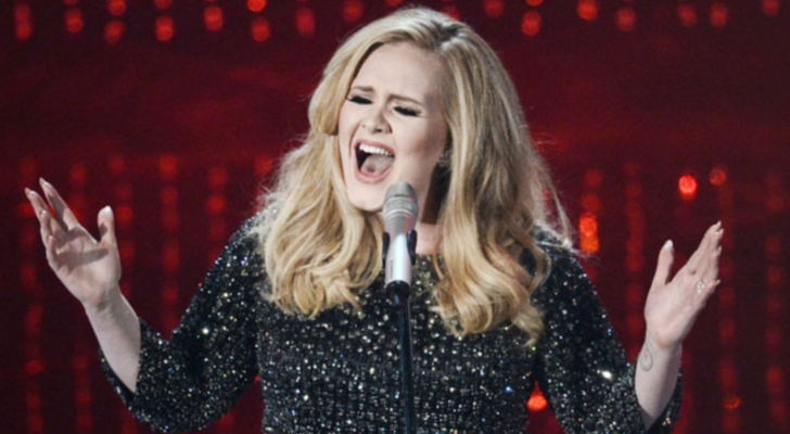 Adele Oscar performance