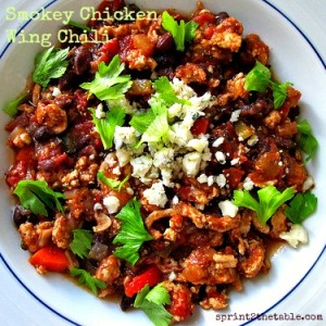 Chicken Wing Chili
