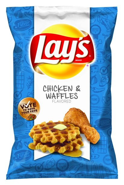 Lay's Chicken & Waffles