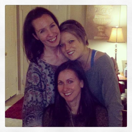 K Trifecta: Kelly, Kat, & Kim