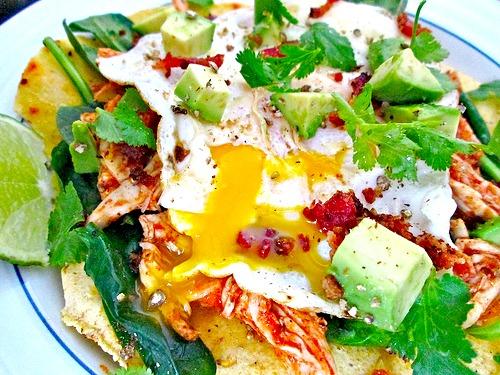Mexi-fast Tortilla