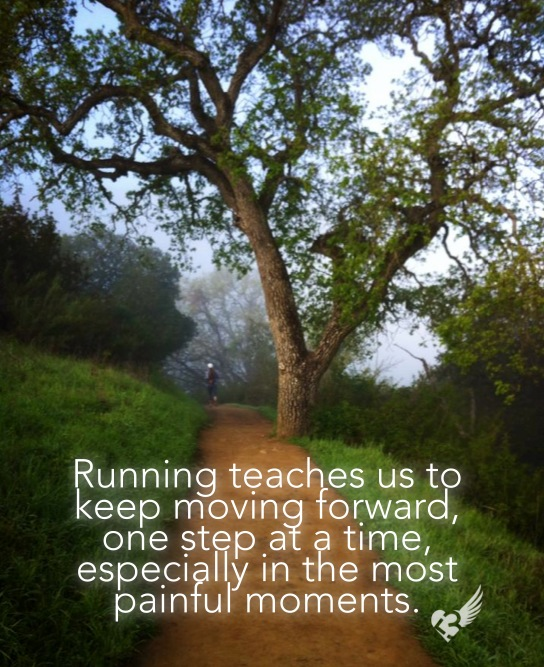 Running Teaches