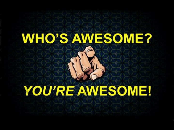 Who's Awesome?