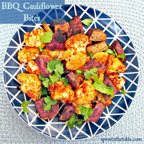 BBQ Cauliflower