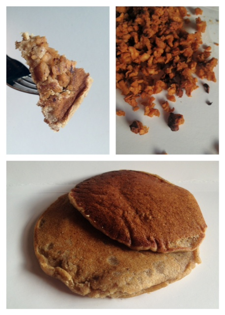Bacon Bit Pancakes