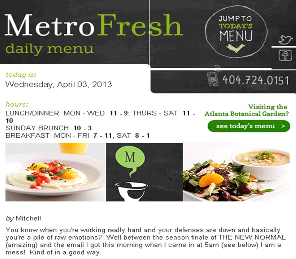 MetroFresh