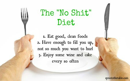 No Shit Diet