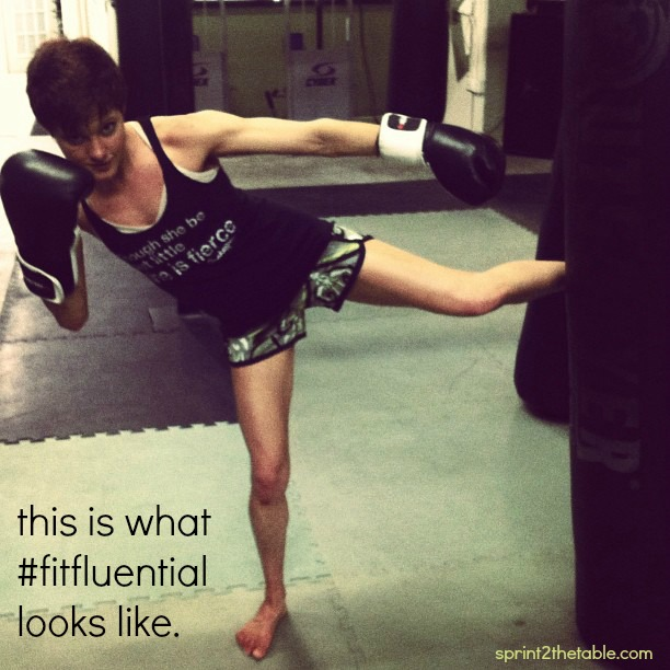FitFluential YMX kickboxing