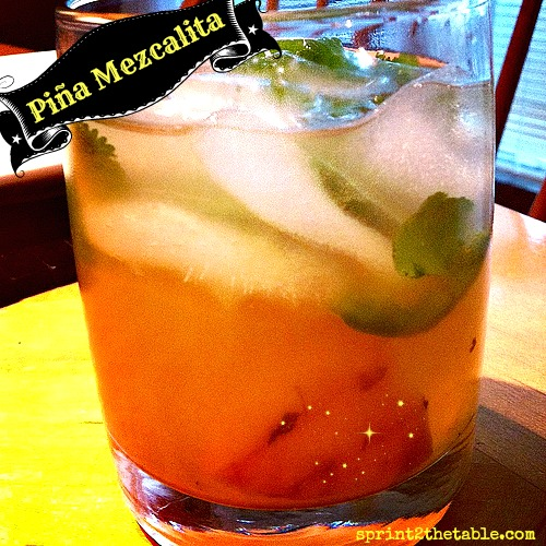 Piña Mezcalita