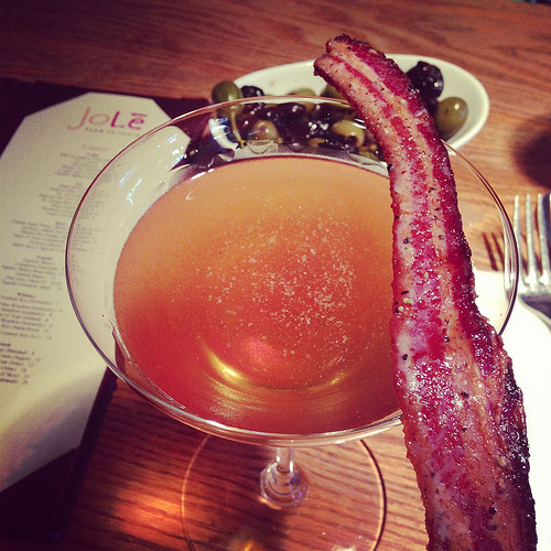 Maple Bacon Manhattan