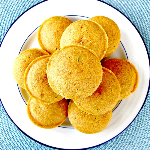 Sweet Jalapeno Cornbread Muffins 1