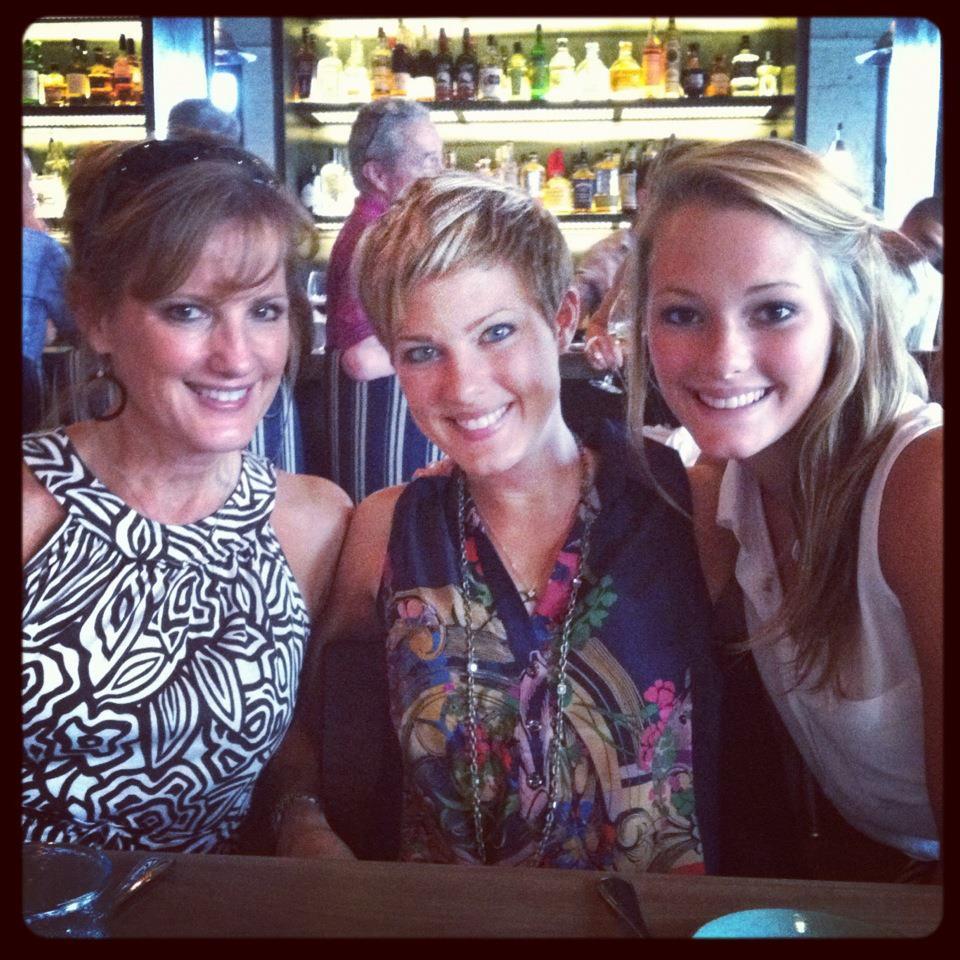 mom me and madi