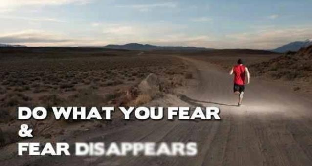 Do What You Fear