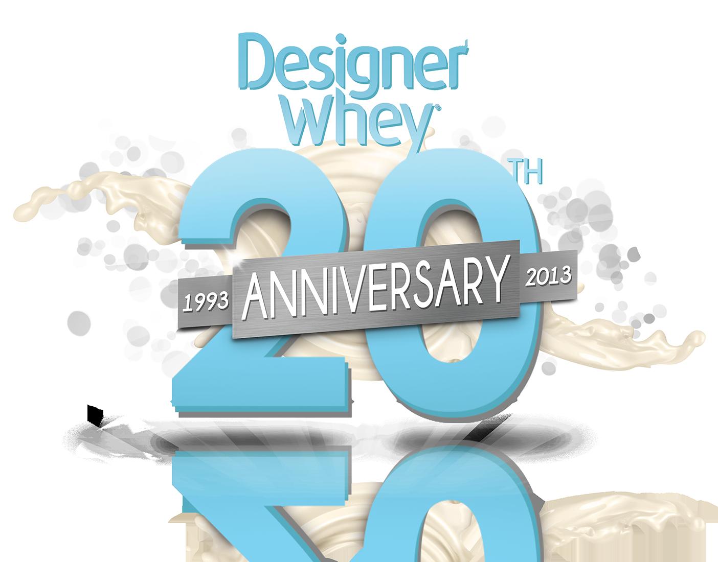 designer whey 20
