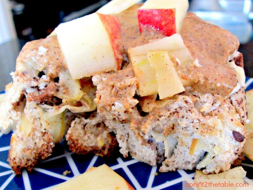 PB Apple Cinnamon Roll