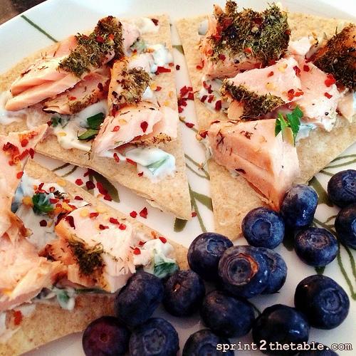 Southern Breakfast Salmon