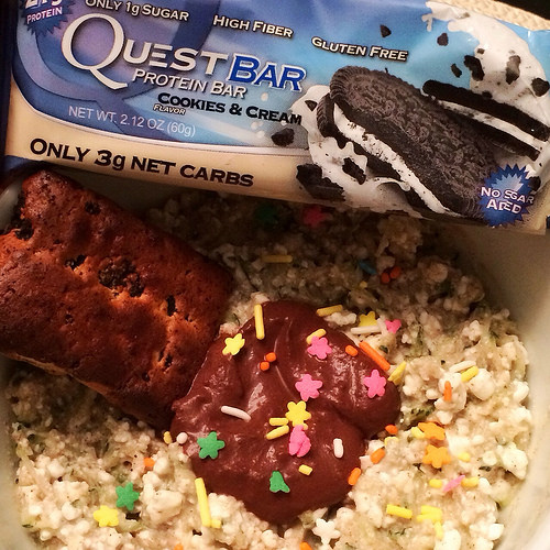 best Quest bar ever