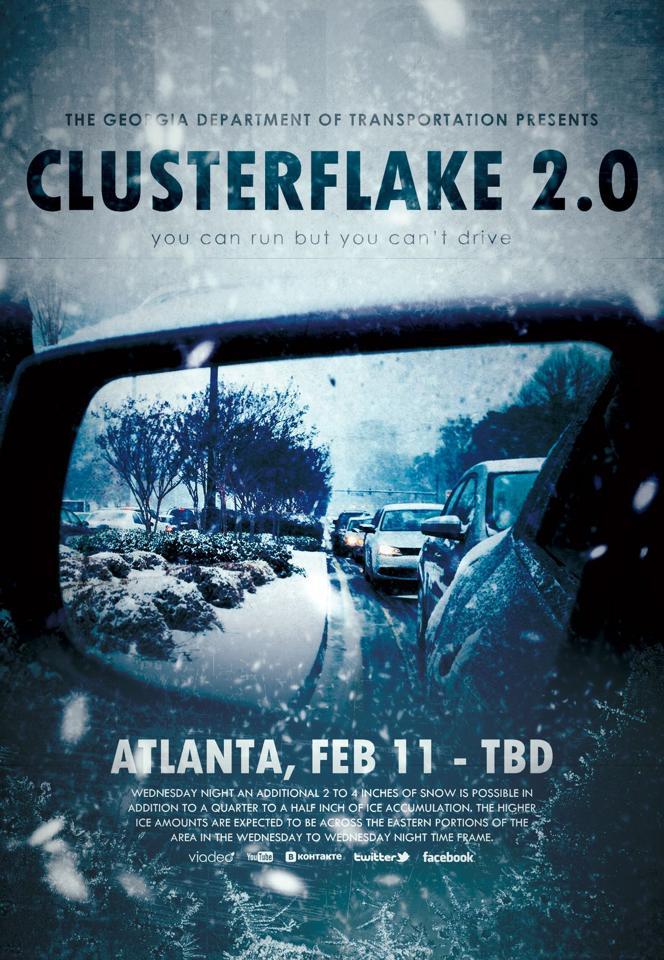 clusterflake