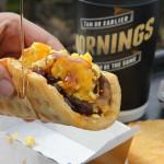 Taco Bell Breakfast Waffle