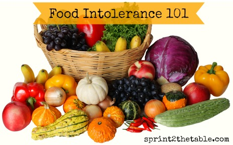 Food Intolerance 101