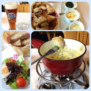 Hotel Oberland fondue