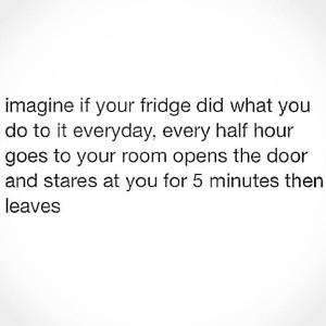 5 min fridge