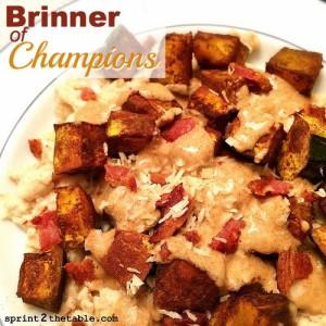 Brinner of Champions