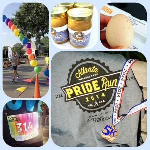 Pride Run 2014