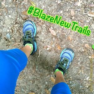 #BlazeNewTrails