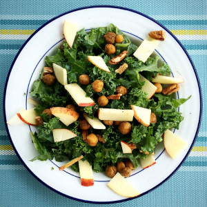 Spicy Apple & Chickpea Salad 2