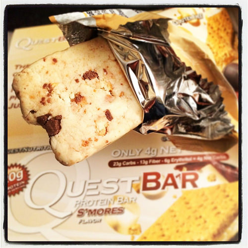 S'Mores Quest Bar