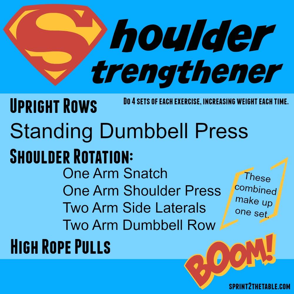 Shoulder Strengthener