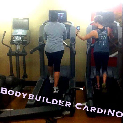 Bodybuilding CardiNO