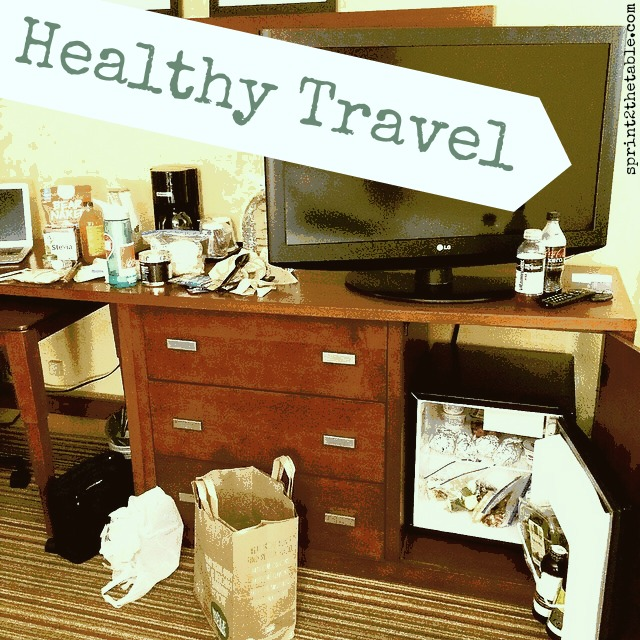 Healthy Travel Food