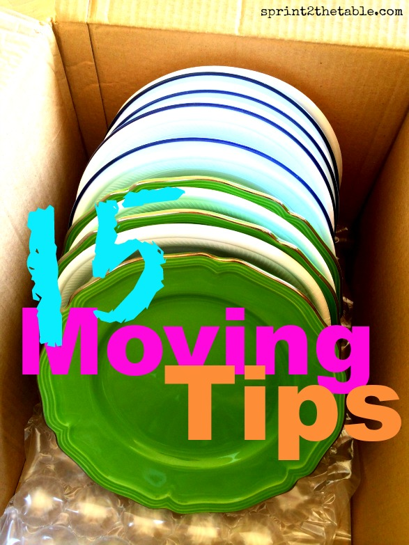15 Moving Tips
