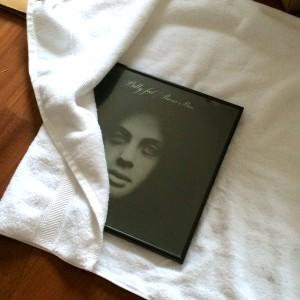 Wrap breakables in towels