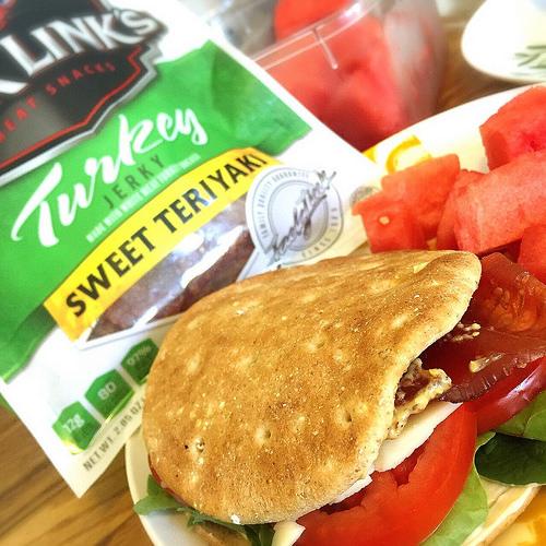 Jerky-LT sandwich