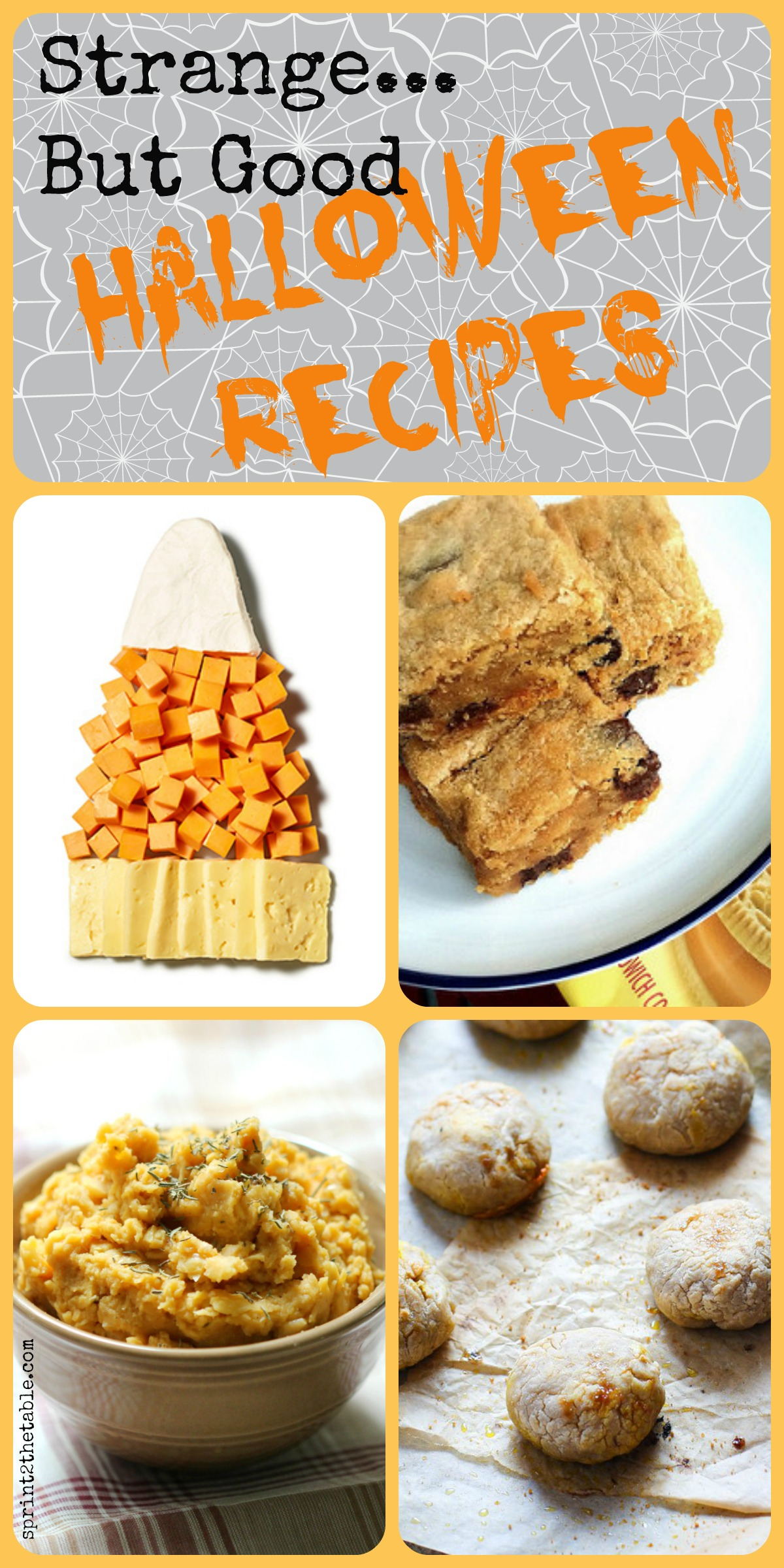 Strange But Good Halloween Recipes