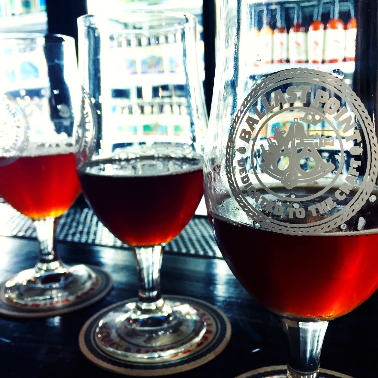 Ballast Point tasting room